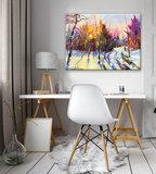 Oil painting Canvas Schilderij PP11601O1_