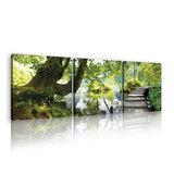 Landscape Canvas Schilderij PS11235S13_