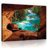 Canyon Canvas Schilderij PP10255O4_