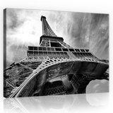 Eiffel Tower Canvas Schilderij PP10215O4_