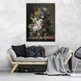 Rijksmuseum Canvas Stilleven met bloemen Eelke Jelles Eelkema RMC10_