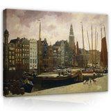 Rijksmuseum Canvas Damrak Amsterdam RMC22_