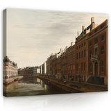 Rijksmuseum Canvas De Gouden Bocht Herengracht Amsterdam RMC25_