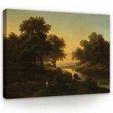 Rijksmuseum Canvas Landschap Alexandre Calame RMC57_