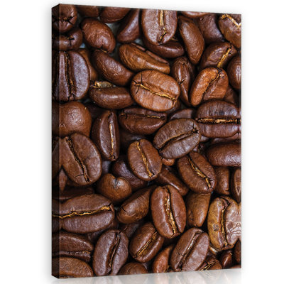 Coffee Beans  Canvas Schilderij PP10886O1