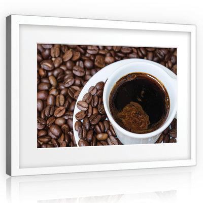 Coffee Beans Canvas Schilderij PP10885O1