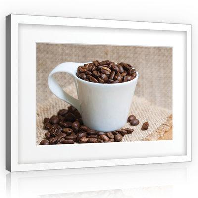 Coffee Beans Canvas Schilderij PP10882O1