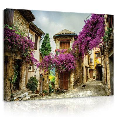 Alley Canvas Schilderij PP11755O1