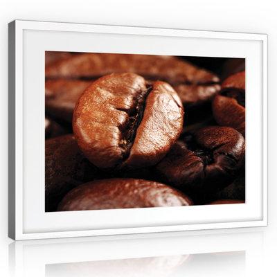 Coffee Beans Canvas Schilderij PP10924O1
