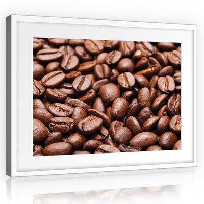Coffee beans Canvas Schilderij PP10919O1