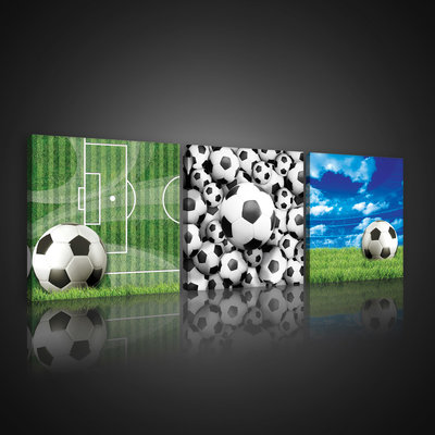Football Canvas Schilderij PS10545S13