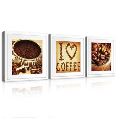 Coffee Canvas Schilderij PS10957S13