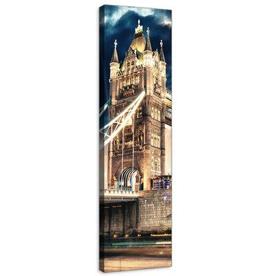 Tower Bridge Canvas Schilderij PP20941O3