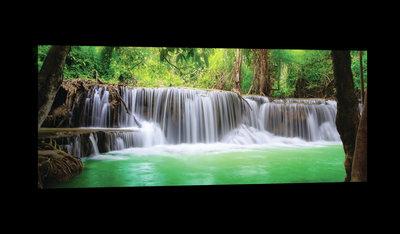 Magic Waterfall Canvas Schilderij PP20007O3