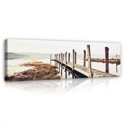 bridge Canvas Schilderij PP12048O3