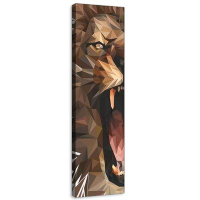 Tiger Canvas Schilderij PP11562O3