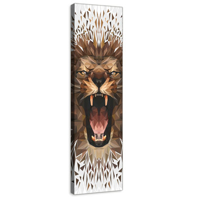 Tiger Canvas Schilderij PP11560O3