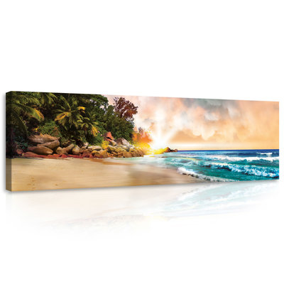 Sunset Canvas Schilderij PP10876O3