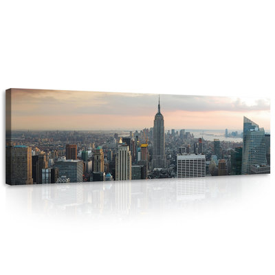New York Canvas Schilderij PP10149O3