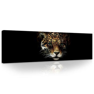 Jaguar Canvas Schilderij PP10148O3