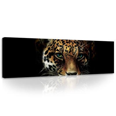 Jaguar Canvas Schilderij PP10071O3