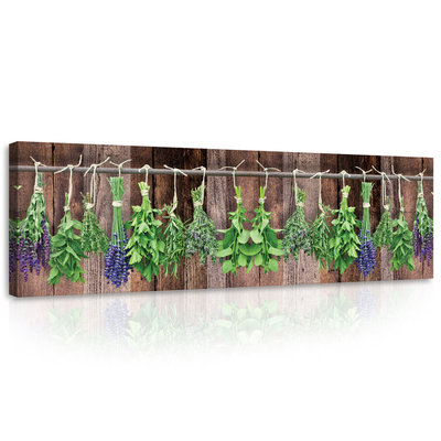 Herbs Canvas Schilderij PP10060O3