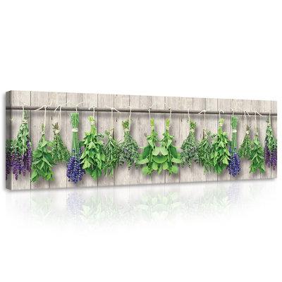 Herbs Canvas Schilderij PP10059O3