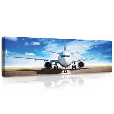 Airplane Canvas Schilderij PP11390O3