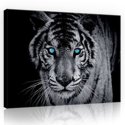 Tiger Canvas Schilderij PP10202O4