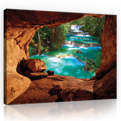 Canyon Canvas Schilderij PP10255O4
