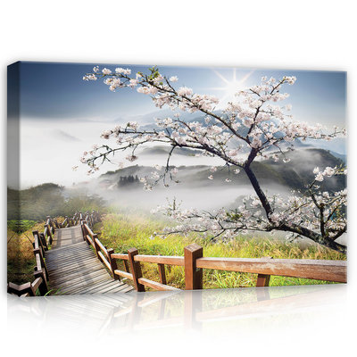 Spring Canvas Schilderij PP12022O4