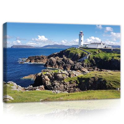 Lighthouse Canvas Schilderij PP11795O4
