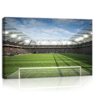 Stadium Canvas Schilderij PP11798O4