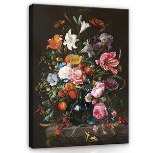 Jan Davidsz de Heem, Vaas met bloemen 1670 MHC2