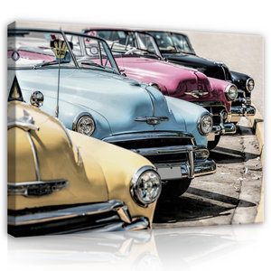 Cars Canvas Schilderij PP12712O1