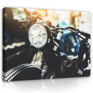 Motorcycle Canvas Schilderij PP12708O1