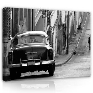 Car Canvas Schilderij PP12691O1