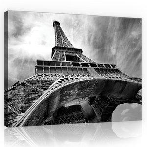 Eiffel Tower Canvas Schilderij PP10215O4