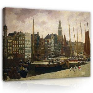 Rijksmuseum Canvas Damrak Amsterdam RMC22