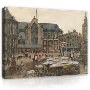 Rijksmuseum Canvas Dam Amsterdam RMC24