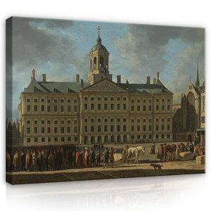 Rijksmuseum Canvas Stadhuis De Dam Amsterdam RMC26