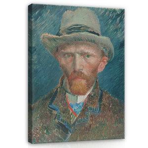 Rijksmuseum Canvas Vincent Van Gogh Zelfportret RMC42
