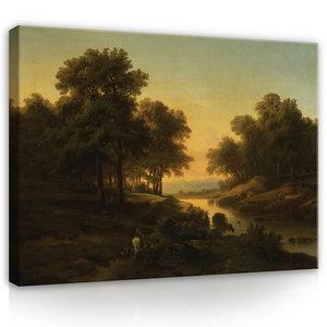 Rijksmuseum Canvas Landschap Alexandre Calame RMC57