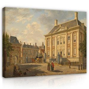 Rijksmuseum Canvas Mauritshuis Den Haag RMC60